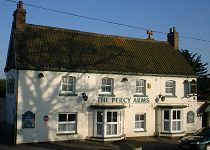 Percy Arms - The Village Pub