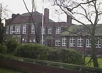 The old Bartholomew Middle School